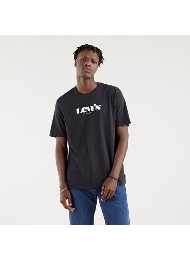 Levi's® Erkek Tişört Snoopy 16143-0084 Siyah